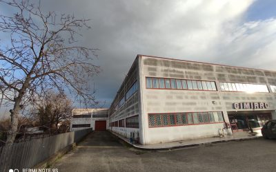 Capannone commerciale ed industriale